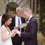 wedding video in Tuscany Ella e John