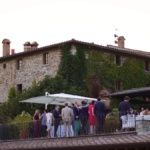 wedding in Tuscany Peter and Mica
