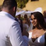 Wedding video in Tuscany Ronald e Yolanda