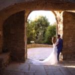 Wedding video in Tuscany Chloe and Jonny