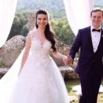 Wedding video in Tuscany Jenny + Alex