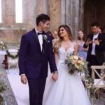 wedding video in Tuscany Fabian and Erin